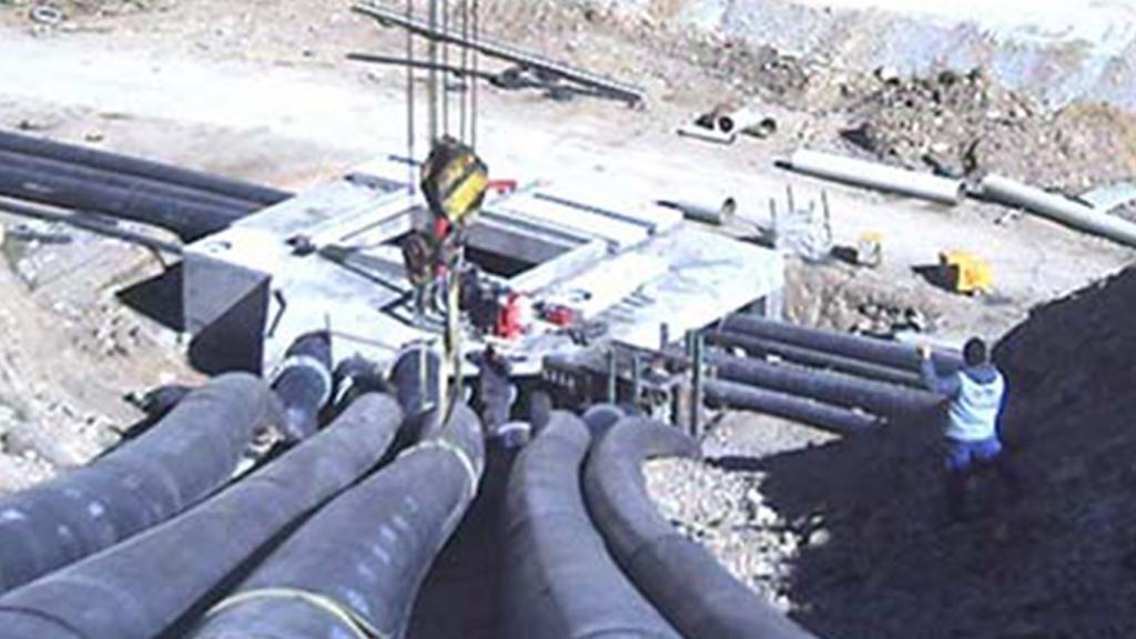 کاربرد لوله های پلی اتیلن در معادن